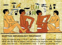 Reflexology in the Great Yarmouth area, mobile reflexologist